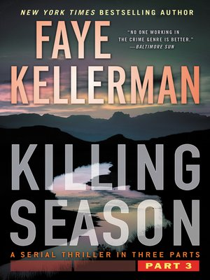 cover image of Killing Season Part 3